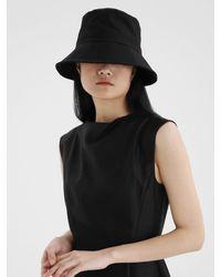 UNDERCONTROL STUDIO Hide Bucket Linen - Black