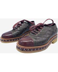 Chanel Brown Shoes, 4 - Multicolour