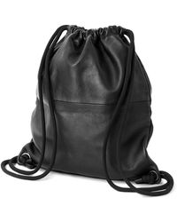 Weekday - Soft Leather Bag - Lyst