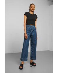 Weekday Vida Denim Harbour Jeans - Blue