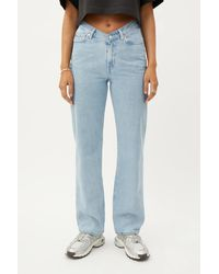 Weekday Twin Jeans - Blue