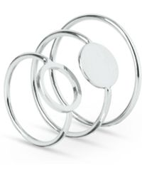 Weekday - Dingle Ring Set - Lyst