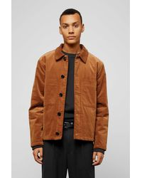 Weekday Avon Cord Jacket - Natural