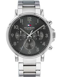 Tommy Hilfiger Horloge Th1710382 - Metallic