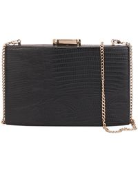 Parfois Box Bag Bang Zwart