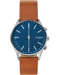 Skagen Holst Heren Hybrid Smartwatch Skt1306 - Grijs
