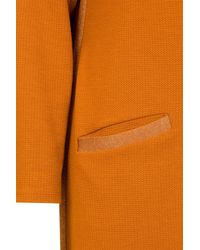 Miss Etam Plus Vest Met Glitters Bruin