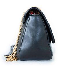 Valentino - Crossbody Tas Zwart - Lyst