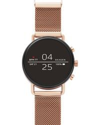 Skagen Falster Gen 4 Heren Display Smartwatch Skt5103 - Meerkleurig