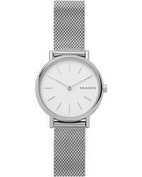 Skagen Dames Horloge Signatur Skw2692 - Metallic