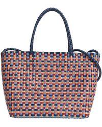 Parfois Shopper Lorna Marine - Blauw