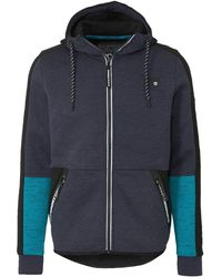 Superdry Sport Vest Donkerblauw