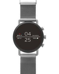 Skagen Falster Gen 4 Heren Display Smartwatch Skt5105 - Grijs