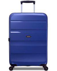 American Tourister Bon Air Koffer (55 Cm) - Blauw