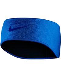 Nike Knit Hoofdband Kobaltblauw