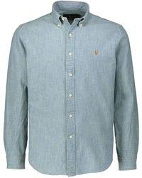 Polo Ralph Lauren - Slim Fit Overhemd - Lyst