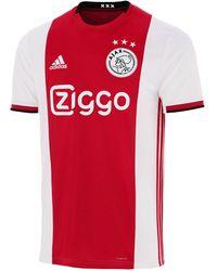 adidas Performance Senior Ajax Voetbalshirt - Rood