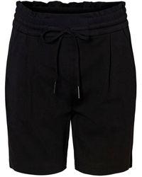 Vero Moda Regular Fit Bermuda Zwart