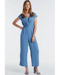 Y.A.S Jumpsuit - Blauw