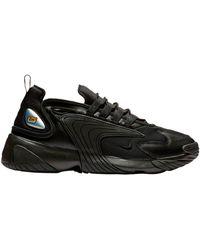 Nike Zoom 2k - Sneakers In Zwart