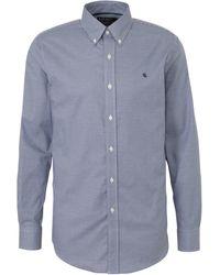 Polo Ralph Lauren - Geruit Regular Fit Overhemd Blauw/wit - Lyst