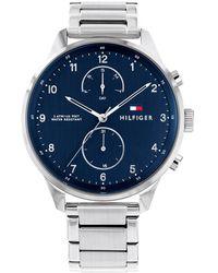 Tommy Hilfiger Horloge Th1791575 - Metallic
