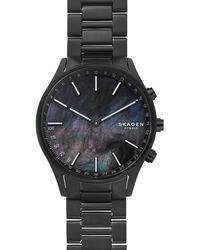 Skagen Holst Heren Hybrid Smartwatch Skt1312 - Zwart