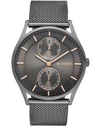 Skagen Holst Heren Horloge Skw6180 - Grijs