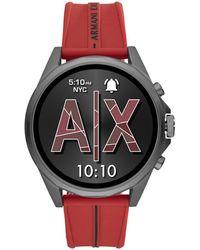 Armani Exchange - Gen 4 Heren Display Smartwatch Axt2006 - Lyst