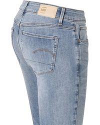 G-Star RAW 3301 Slim Fit Jeans Blauw