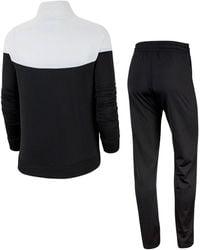 Nike Trainingspak Zwart/wit