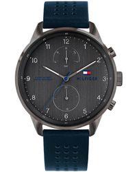 Tommy Hilfiger Horloge Th1791578 - Blauw