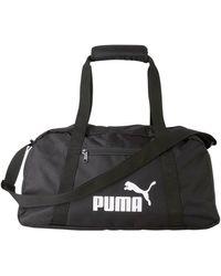 PUMA Phase Sports Bag Zwart