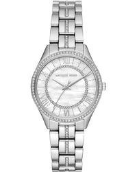 Michael Kors Lauryn Horloge - Mk3900 - Metallic