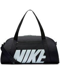 Nike Sporttas Nk Gym Club - Zwart