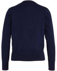 Polo Ralph Lauren Vest Met Logo Donkerblauw