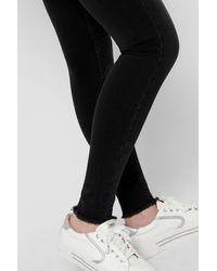 ONLY Skinny Jeans Onlblush - Zwart