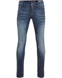 Antony Morato Tapered Fit Jeans Ozzy Blue Denim - Blauw
