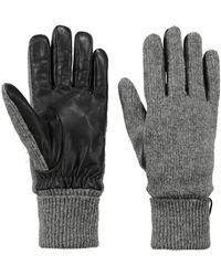 Barts Handschoenen Grijs