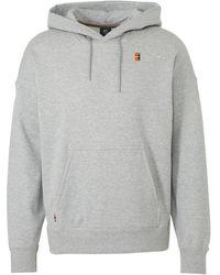 Nike Sportsweater Grijs