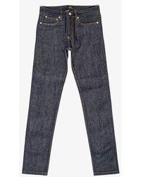 A.P.C. Petit New Standard Jean - Blue