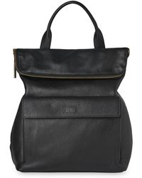 Whistles - Verity Large Leather Backpack - Lyst