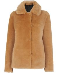 Whistles - Ultimate Merino Coat - Lyst