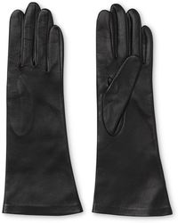 Whistles - Longline Leather Glove - Lyst