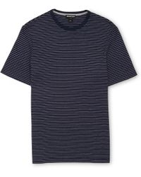 Whistles - Simple Stripe T-shirt - Lyst