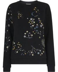 Whistles - Constellation Sweatshirt - Lyst