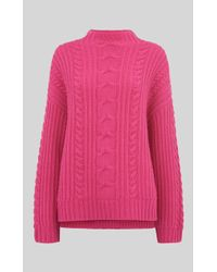 ca0837c0bf1 Oversized Chunky Cable Jumper