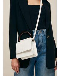 Whistles Rosina Mini Resin Handle Bag - Multicolor