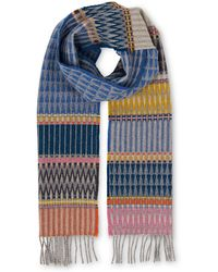 Whistles   Wallace And Sewell Dart Scarf   Lyst