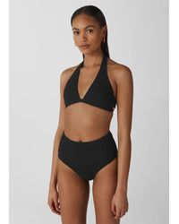 Whistles Klara Minimal Bikini Bottoms - Black